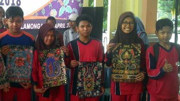 Disperindag Lamongan Menggelar Lomba Desain Batik Bagi ...